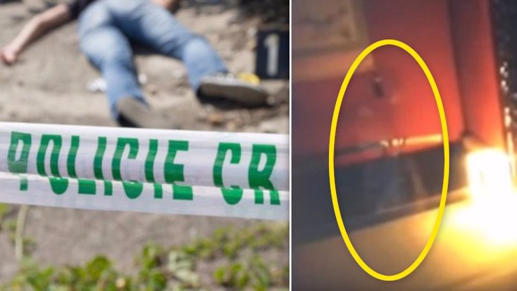Brutální vražda u Břeclavi: MRTVÁ MATKA se zjevila dceři a nařídila jí zabít otce?!