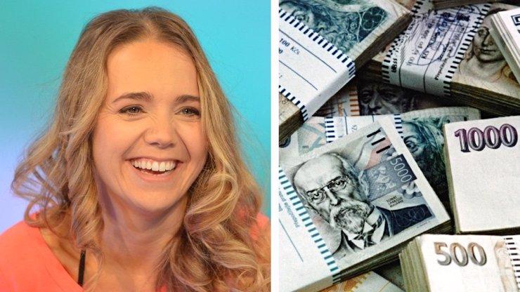 Lucie Vondráčková vydělala 28 milionů: Jak k nim přišla?
