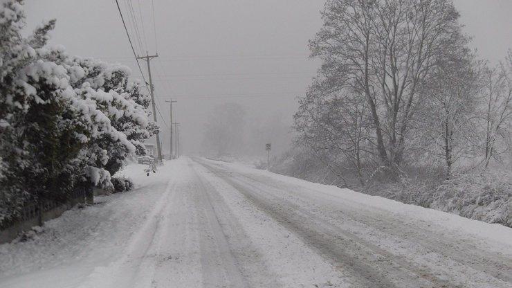 Krutá zima udeřila: Mráz a sněhová kalamita působí problémy v dopravě