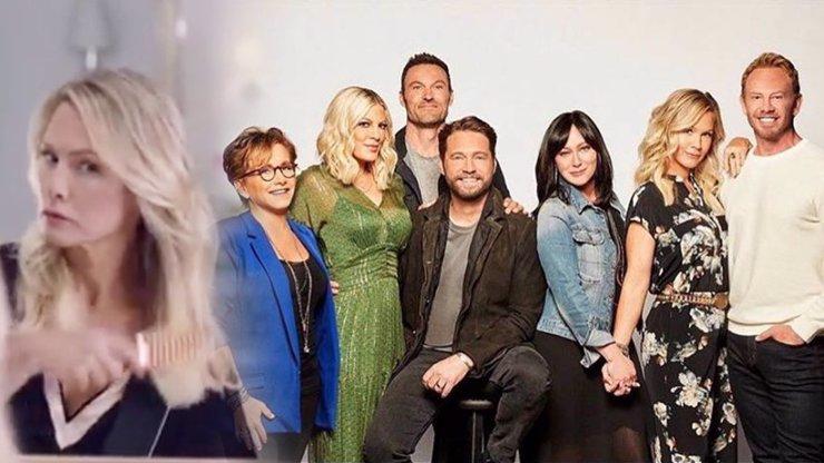 Beverly Hills 90210 má skvělý trailer: Všichni září, jen Kelly vypadá jako plastiková mumie