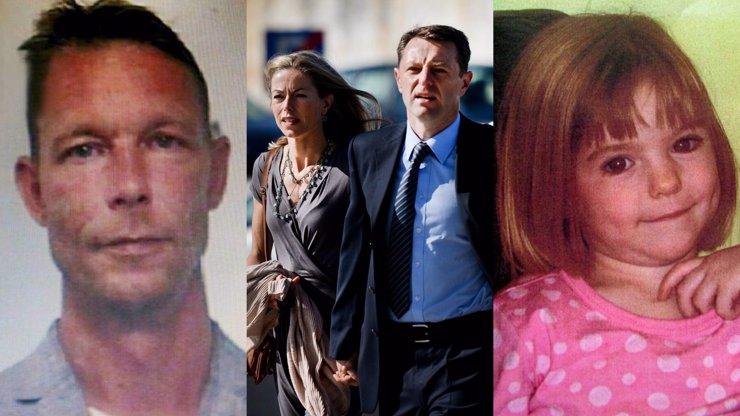 Podezřelí v případu zmizelé Maddie McCann: Rodiče bez empatií, pedofilní Němec i britský konzultant