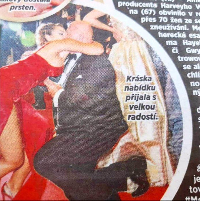 Go-go snoubenka milionáře Miloše (63) hrdě sdílí vše o sobě: Ještěže neumí česky!