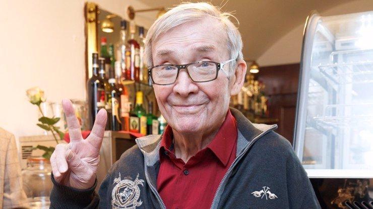 Smutné stáří majora Hradce: Rudolf Jelínek (86) trpí samotou, všichni se na něj vykašlali