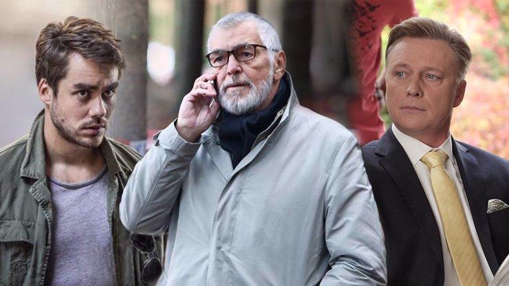 Jsou chytří, sexy a charismatičtí: Oblíbení čeští herci se v rolích detektivů našli
