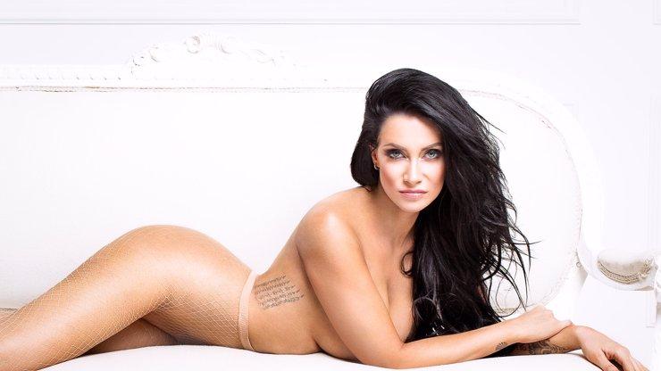 Andrea Pomeje se fotila nahá pro Playboy: Plaček do stropu radostí fakt neskáče!