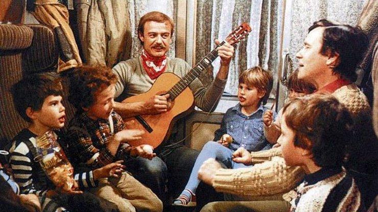 Táta z filmu S tebou mě baví svět nebo Bedřich ve Vinařích: Toto jsou velké role zesnulého Václava Postráneckého (†75)