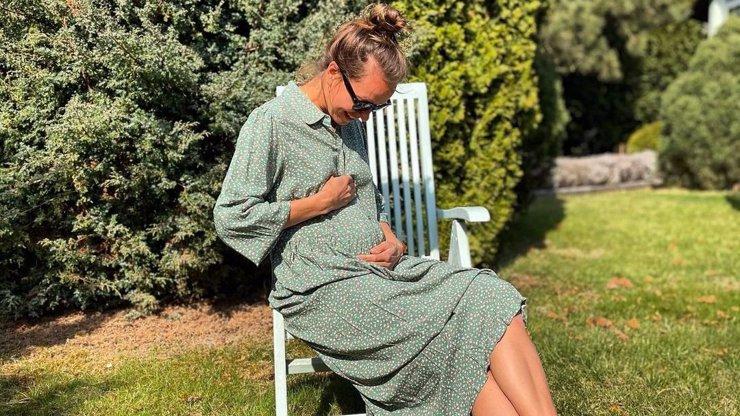 Budeme tři: Bára Strýcová je těhotná! Tenistka čeká prvního potomka s novinářem