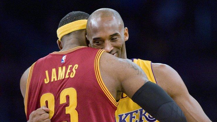 Tragická smrt Kobeho Bryanta: LeBron James se rozplakal nad strašnou ztrátou