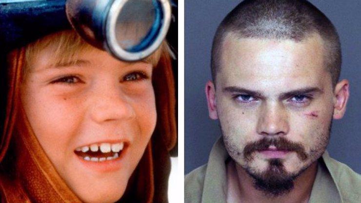 Další smutný konec dětské hvězdy: Anakin Skywalker z Hvězdných válek skončil v léčebně!