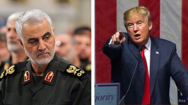 Válka na spadnutí: Lidé mají strach, že Trump rozpoutá 3. světovou válku