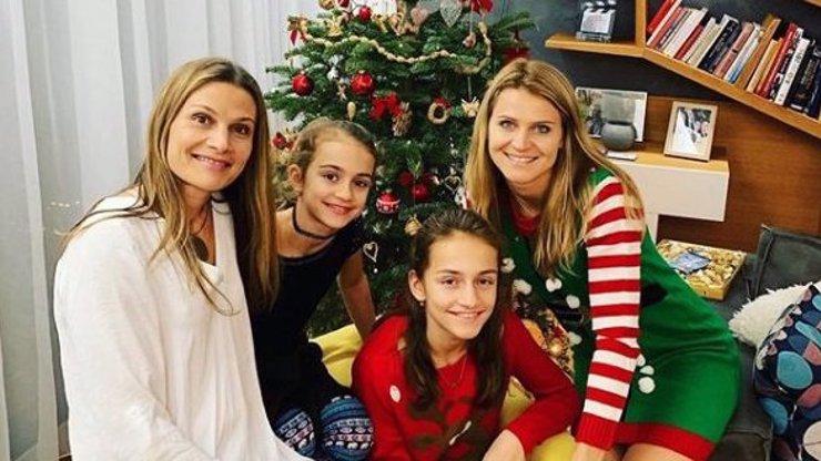 Vánoce bez Plekance! Takhle slavila Šafářová. Nazdobenými stromky se chlubí i další celebrity