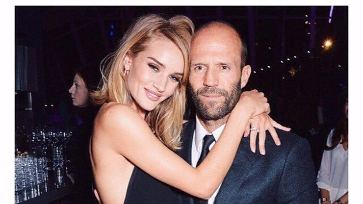 Jason Statham (49) se stal poprvé otcem! Jeho mimčo je pěkný cvalík