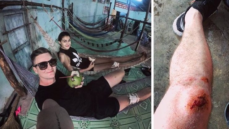 Kazma má bebíčko! Co na dovolené ve Vietnamu vyváděl?