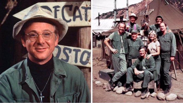 Fanoušci seriálu MASH pláčou. Kněze Mulcahyho v 84 letech zabila rakovina!