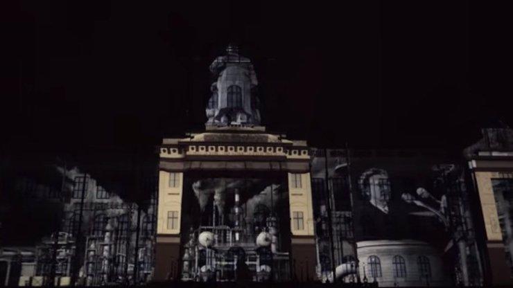Výročí republiky: Fantastická projekce na Národním muzeu, podívejte