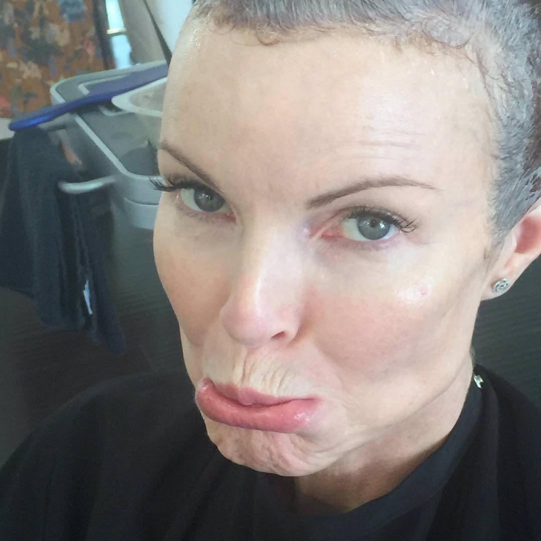 Zoufalá manželka Marcia Cross slaví 58 let: Rakovinu konečníku považuje za dar
