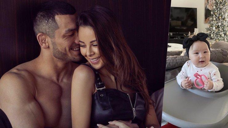 Žhavá maminka: Monika Bagárová sdílela momenty jako z reklamy na štěstí a lásku
