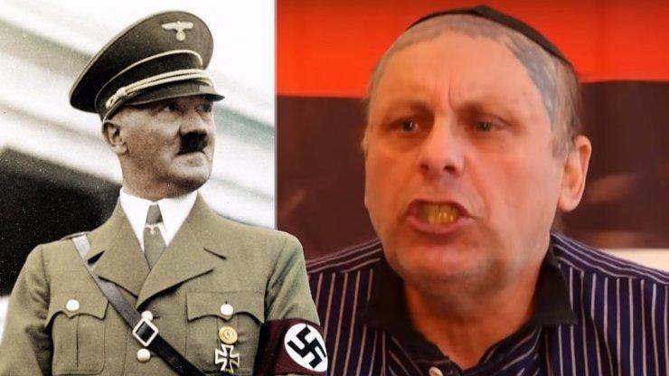Údajný příbuzný Adolfa Hitlera má pedofilní sklony: Líbal školačku (13), lákal ji na sladkosti