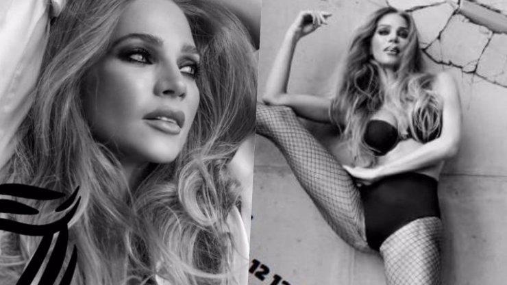 Svůdná Andrea Verešová: Nafotila své nejodvážnější snímky a pere se s intimním videem