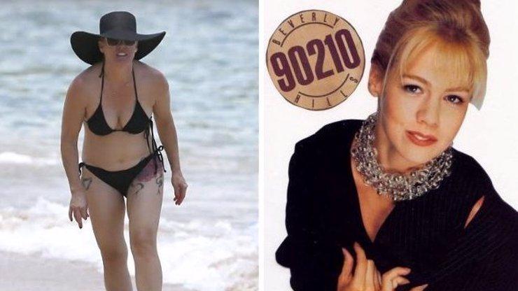 To je síla! Sexy Kelly (44) z Beverly Hills 902 10 dnes šokuje! Takhle ji fanoušci vidět nechtějí