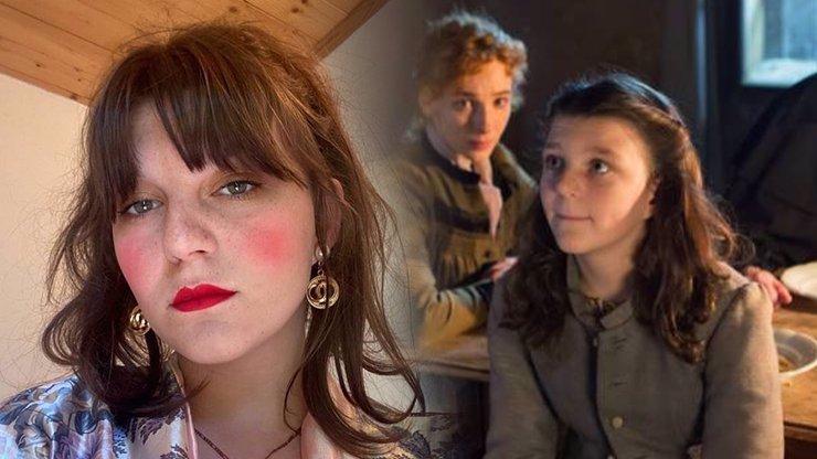 Anežku z Anděl Páně 2 byste nepoznali: Anna Čtvrtníčková už dávno není nevinná holčička