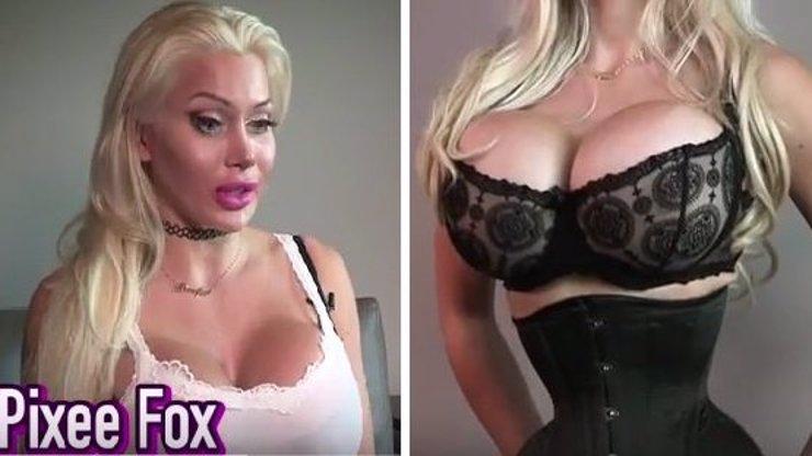 MRAZIVÉ VIDEO: Vidíte ten vosí pas? A opravdu chcete vědět, jak toho tahle blondýna dosáhla?