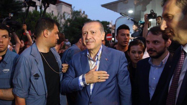 VÝHLED DO BUDOUCNOSTI: Členem Evropské unie bude chalífát jménem Turecko