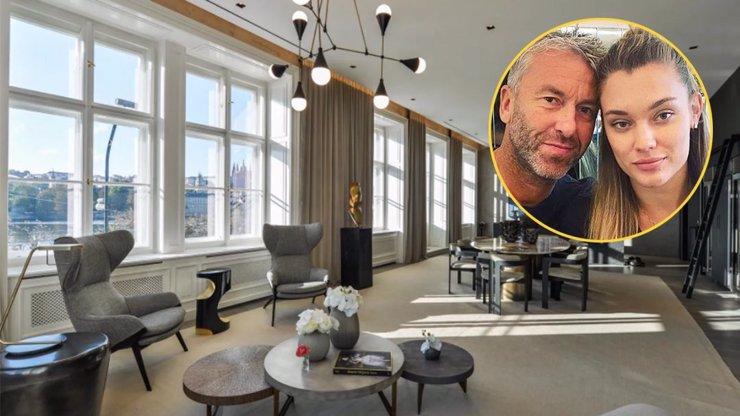 Petr Nedvěd prodává luxusní byt: Za astronomických 147 milionů je čtvrtý nejdražší v Česku
