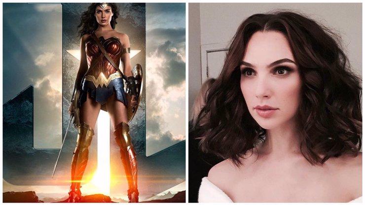 Opravdu to vypadá, že je bohyně! 10 věcí, které jste nevěděli o Wonder Woman Gal Gadot!