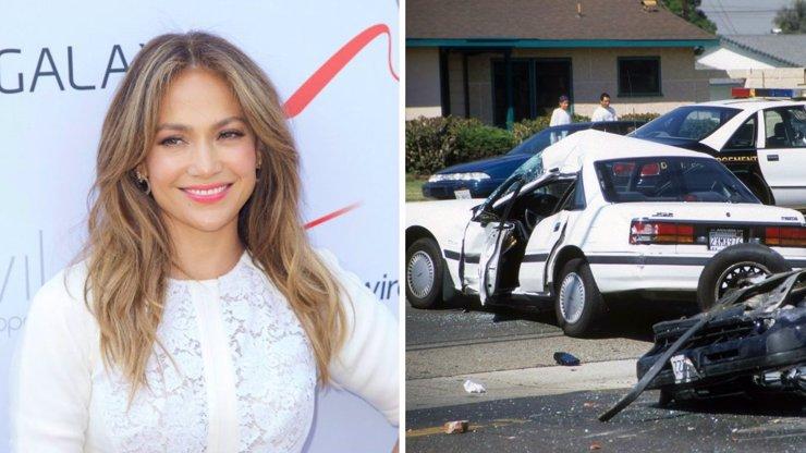 Jennifer Lopez měla autonehodu, v autě byly obě zpěvaččiny děti! Narazil do nich opilec!