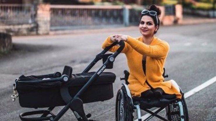 Mladá Němka žije naplno navzdory postižení. Dělám všechno co matky s nohama, říká
