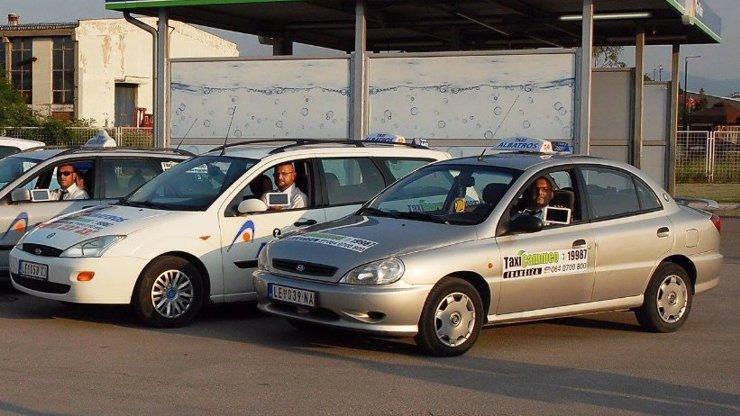 Do Prahy míří nová taxislužba: Bude levnější než Uber, chce jezdit za 8Kč/km