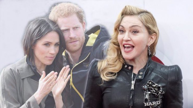 Meghan a Harry dostali nečekanou nabídku: Ubytovat je chce samotná Madonna