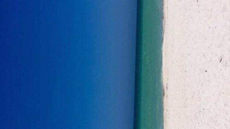 Pláž, nebo dveře? Tahle fotka rozdělila celý svět! Iluze, která vám zamotá hlavu