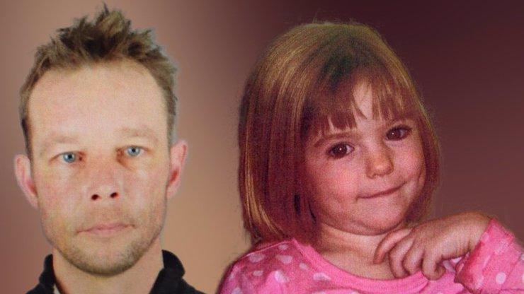 Záhadný telefonát: Podezřelý z únosu Maddie McCann volal jinému pedofilovi