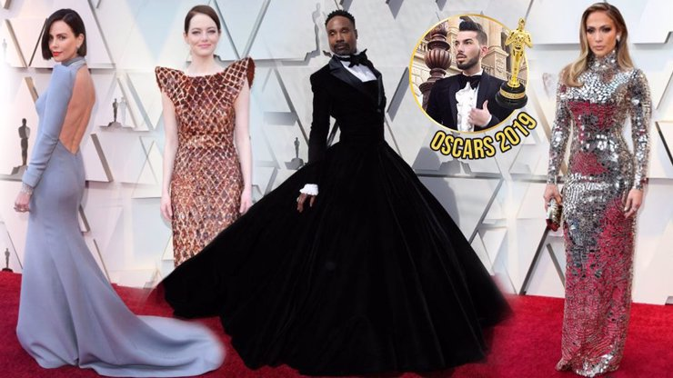 5 hvězd, které dostaly Oscary na kolena: Frajer v šatech a modrá labuť Charlize Theron