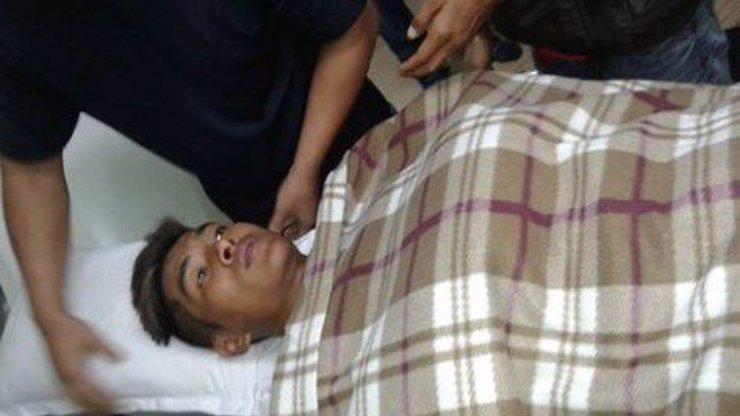 Hrůzné video: Absolutní štěstí se proměnilo v tragédii! Indický fotbalista samou radostí po gólu udělal salto a zabil se!