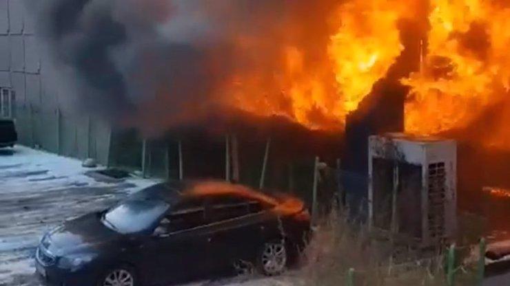 Skleněné peklo v Jižní Koreji pohltilo 29 lidí: Nejhorší požár  za devět let