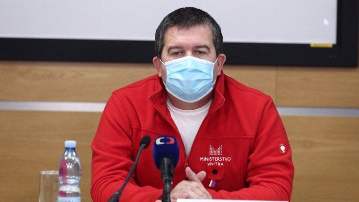 Hlavní hygienička upraví systém PES: Chceme jasná kritéria, hřímá Hamáček