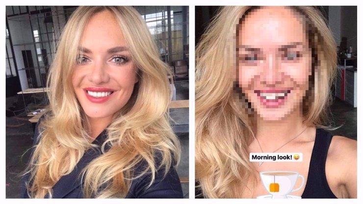 Taťána Kuchařová se ukázala bez make-upu: Poznali byste vůbec nejkrásnější ženu vesmíru?