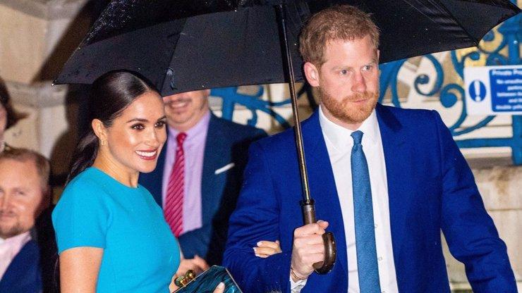 Meghan Markle poprvé po Megxitu v Británii: Lidem přijde podlé, co zas vyvedli královně