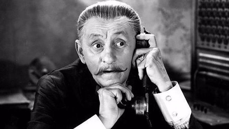 Král komedie Vlasta Burian, poznal proč se Čechům říká smějící bestie! Zažil kriminál, hanbu a pád na úplné dno