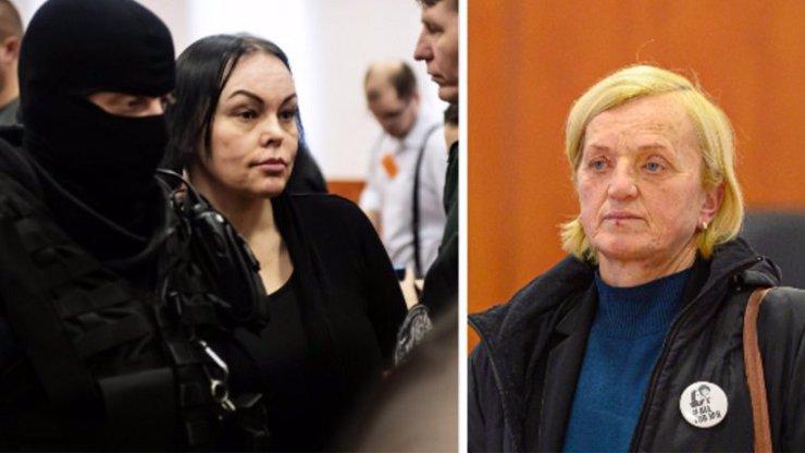 Vyhrocené emoce u soudu: Matka zavražděné Kušnírové (†27) ostře uzemnila obžalovanou