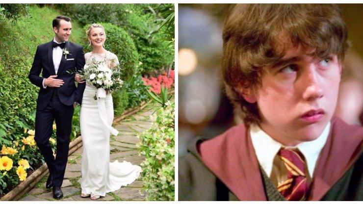 Neville z Harryho Pottera do toho praštil: Blonďatou krásku si vzal z donucení a zuří!