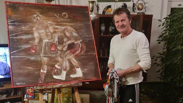 Boxer Rosťa Osička: Kariéru jsem si pokazil sám. Byl v tom alkohol a rvačky