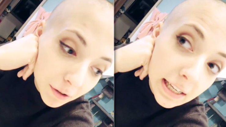 Anna Slováčková se pere s rakovinou statečně: Ukázala, co je na tom nejlepší