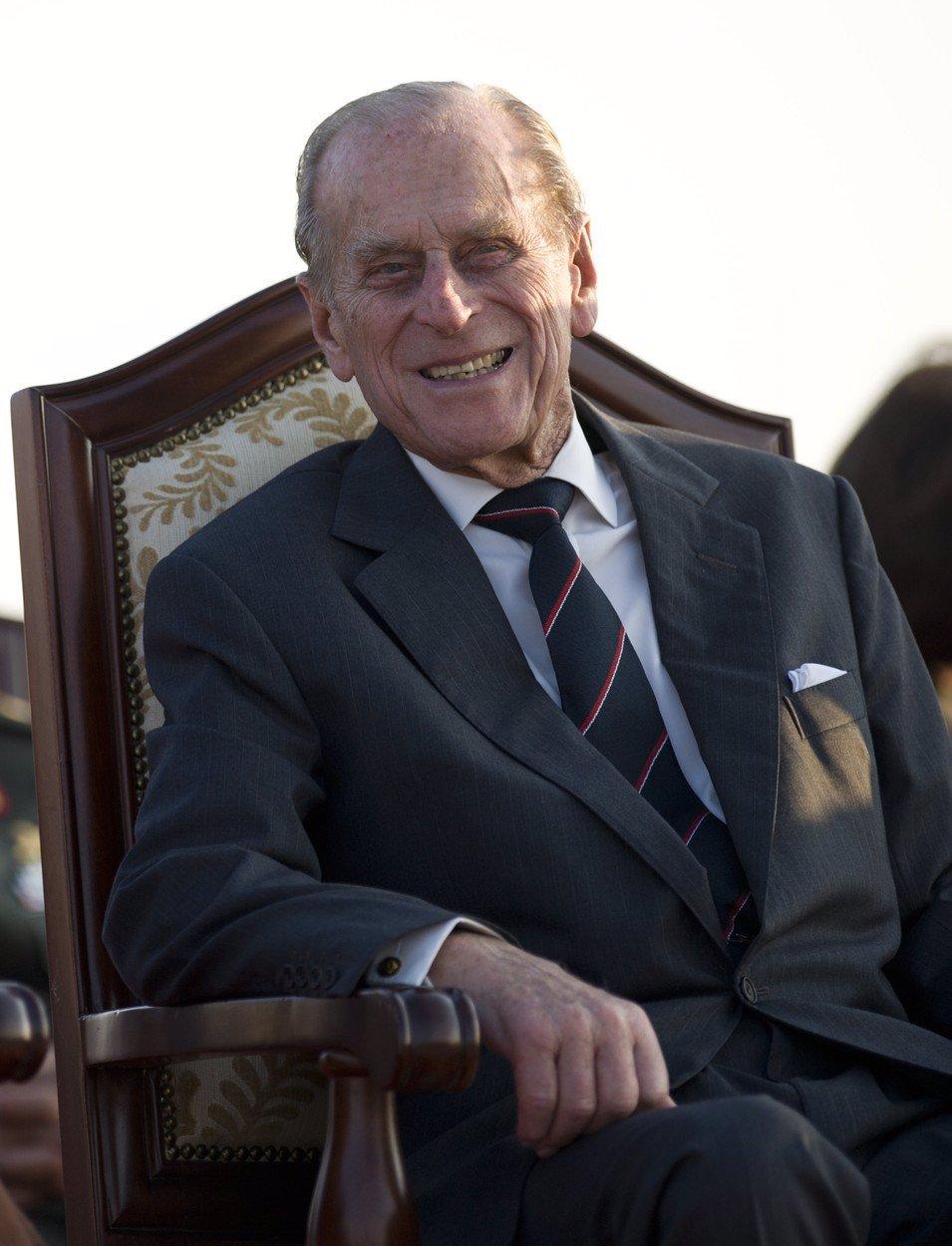 Narozeninová fotka prince Philipa: Z izolace ukazuje, že v 99 letech vypadá skvěle