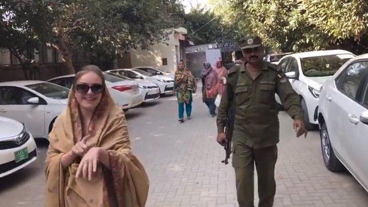 Pravda o pákistánské věznici: Tereza H. se těší na první velkou návštěvu z Česka