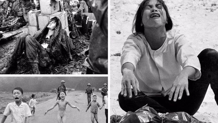 Bolesti vietnamské války, I. díI: 8 slavných fotografií z velkého omylu lidstva
