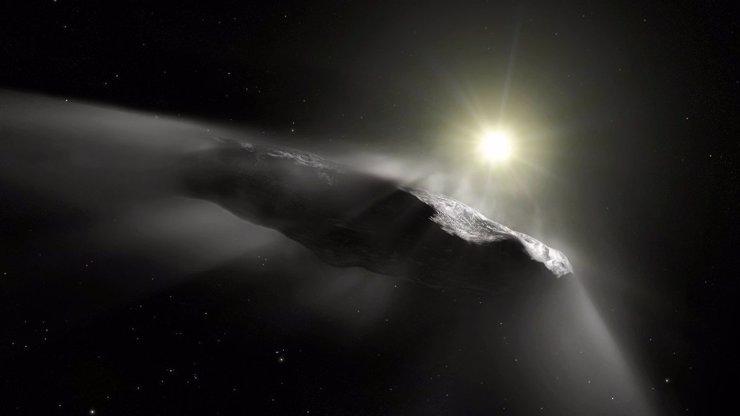 Vesmírná záhada: K Zemi přiletěl asteroid, který mate vědce! Jde o sondu mimozemšťanů?
